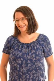 Astrid Pintzinger im Portrait